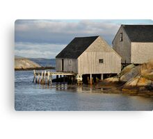 Peggy's Cove - Nova Scotia Canvas Print