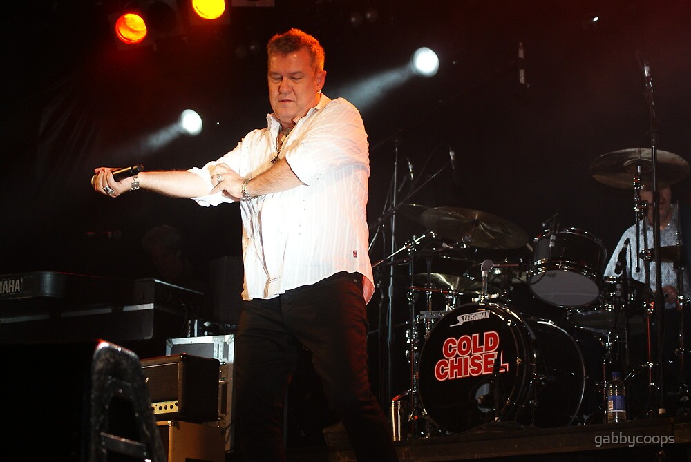 Jimmy Barnes & Cold Chisel Reunites by gabbycoops