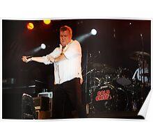 Jimmy Barnes & Cold Chisel Reunites Poster