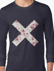 The XX Logo (Floral Pattern) Long Sleeve T-Shirt