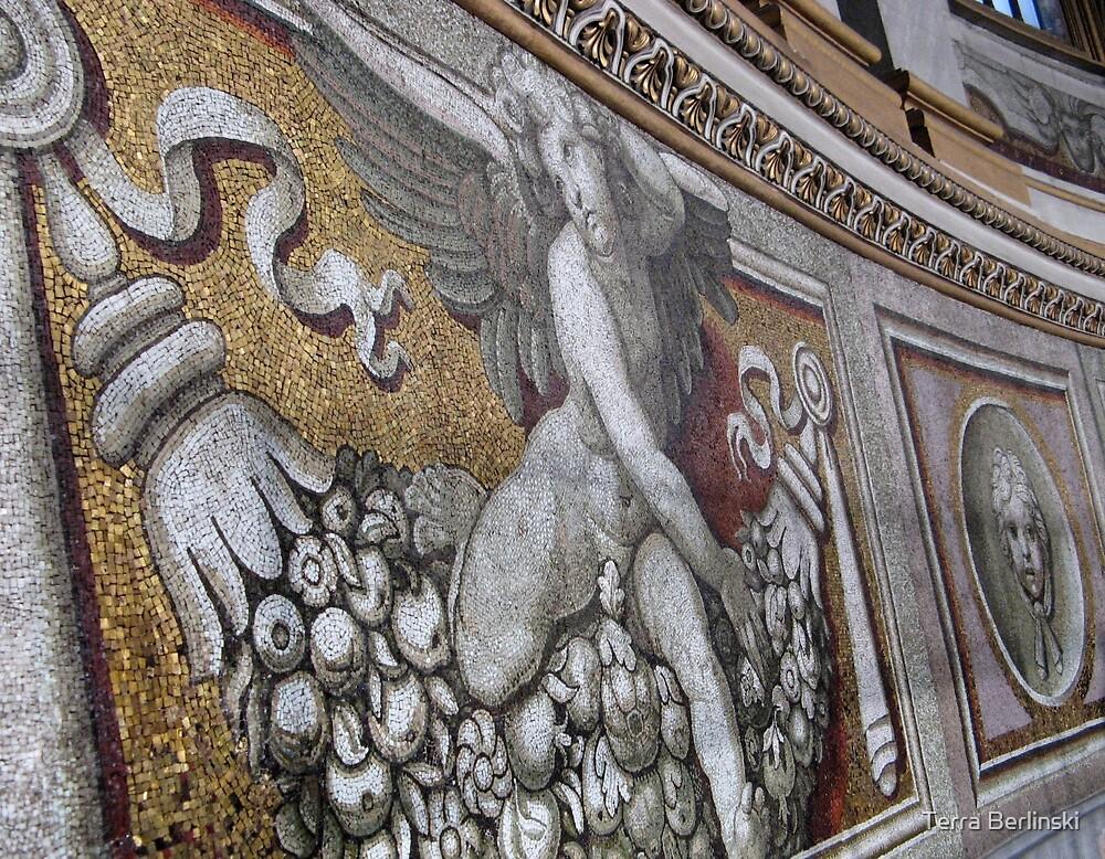 Angelic Mosaic by Terra Berlinski