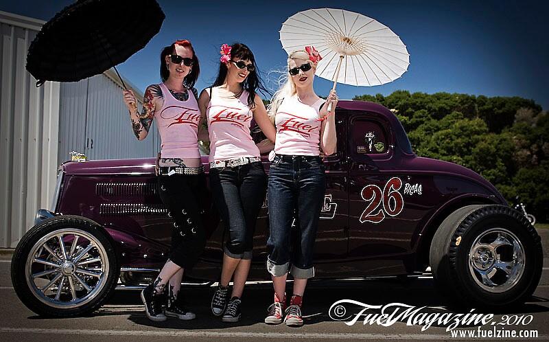 The Fuel Girls by KittyElixir