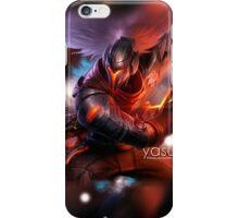 League of Legends - Yasuo - The Unforgiven iPhone Case/Skin