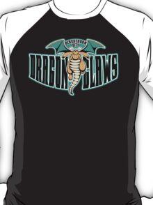 Blackthorn City Dragon Claws: Dragonite Sport Logo T-Shirt