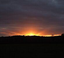 Irish Sunset by CFoley