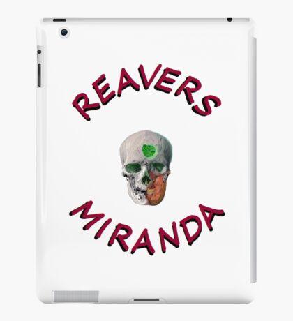 Reavers Miranda iPad Case/Skin