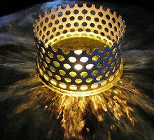 crown ablaze by vampvamp