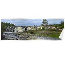 Hopkins Falls near Warrnambool, south west Victoria, Australia Poster