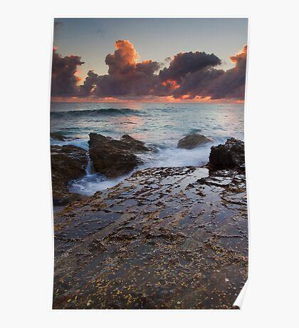 Currumbin Beach - Currumbin, Australia Poster