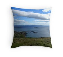Ring of Kerry - Kerry, Ireland Throw Pillow