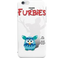 Furbies DVD Cover - Gremlins Parody iPhone Case/Skin