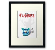 Furbies DVD Cover - Gremlins Parody Framed Print