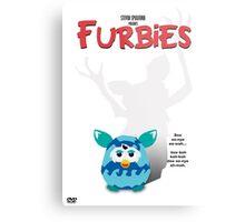 Furbies DVD Cover - Gremlins Parody Metal Print