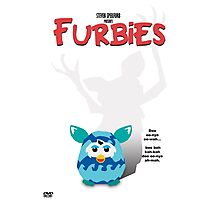 Furbies DVD Cover - Gremlins Parody Photographic Print