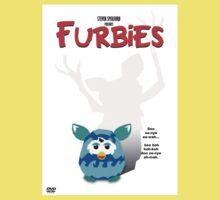Furbies DVD Cover - Gremlins Parody Kids Tee