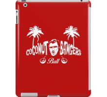Coconut Bangers Ball iPad Case/Skin