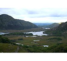 Ladies View, Ring of Kerry, Ireland Photographic Print