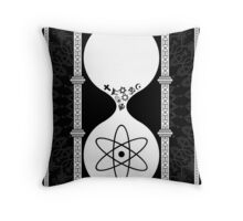 Religion's Time is Running Out Throw Pillow