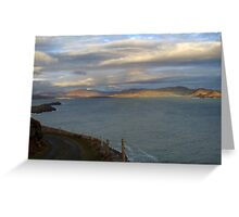 Mountain View - Kerry, Ireland Greeting Card
