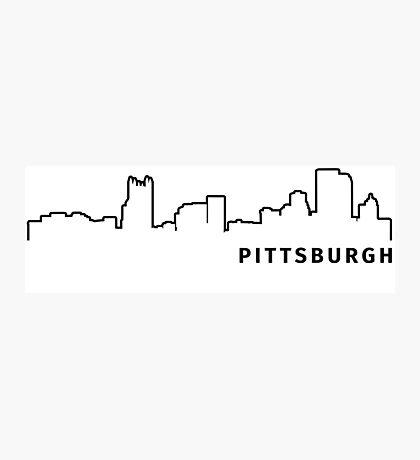 Pittsburgh Photographic Print