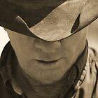 Just an old cowboy by Jillian Holmes