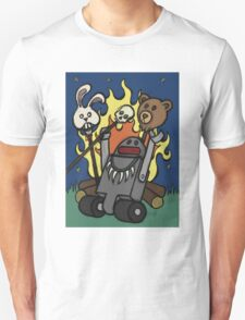 Teddy Bear And Bunny - Gone Native T-Shirt