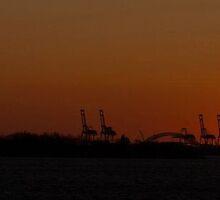 Miss Liberty Sunset by Lilfr38