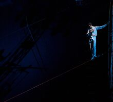 The Tightrope Walker by verdoni