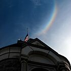 Belvedere Castle Rainbow by Lilfr38