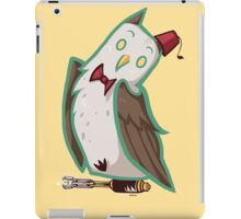 The Eleventh Who iPad Case/Skin