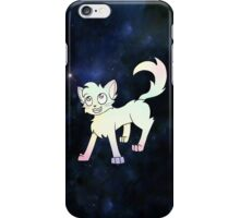 colorful cat iPhone Case/Skin