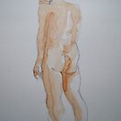 male nude by Ivor