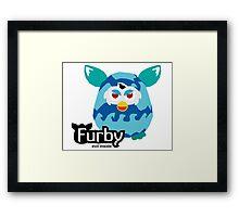 Furby - Evil Inside Framed Print