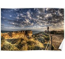 Crazy - Great Ocean Road - The HDR Experience Poster
