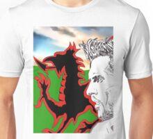 Aaron Ramsey - Welsh Dragon Unisex T-Shirt