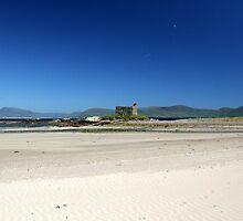 Ballinskelligs Castle in Summer -  Ballinskelligs, Kerry, Ireland. by CFoley