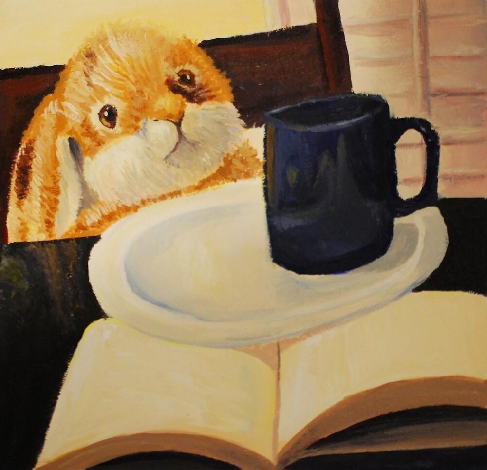 Teatime by Ashley Dadoun