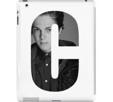 'C' iPad Case/Skin