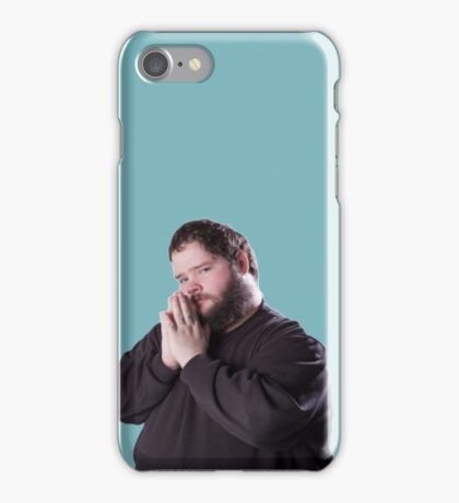 Magic the gathering buttcrack guy iPhone Case/Skin