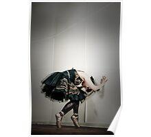 Tainted Ballerina Poster