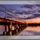 The Jetty by Donnalee