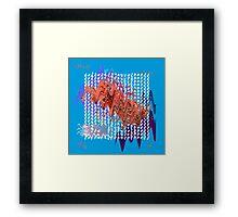106 Framed Print