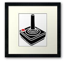 Joystick Framed Print
