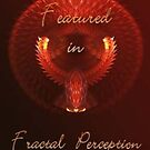 Fractal Perception Banner Challenge by Andrea Ida Rausch