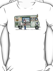 icecream van love T-Shirt