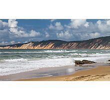 Coloured Sands Photographic Print
