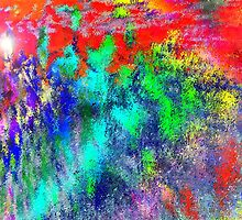 Blowin In The Wind by Scott Evers