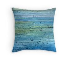 Blue color Throw Pillow