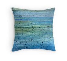 Blue color Throw Pillow