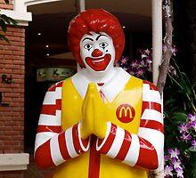 Bangkok Ronald by Gorper